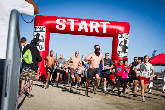 Learn how to train for a 5K at Aviator Sports.