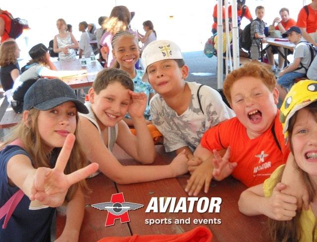 Aviator camps