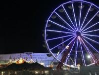 Ferris Wheel at Kings County Fair