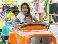 Fun and rides at Kings County Fair