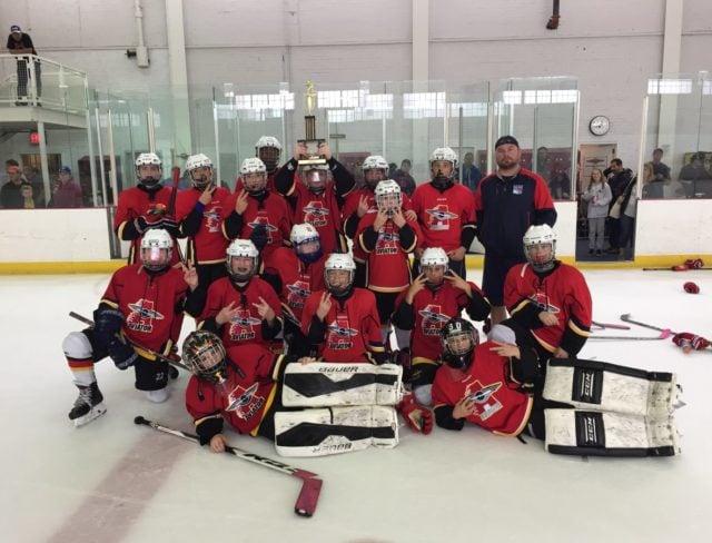 Batam Minor Brooklyn Ice Hockey Team