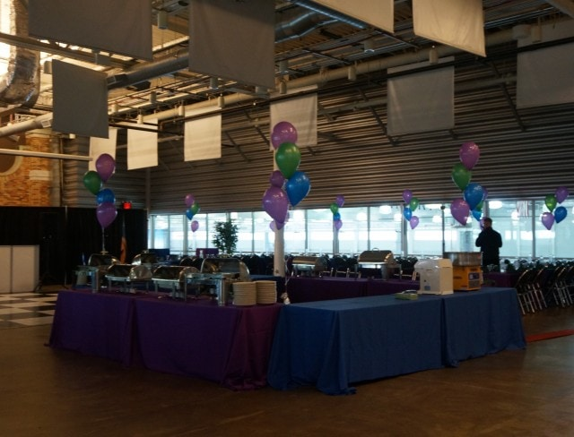 Special Events and parties at Aviator sports