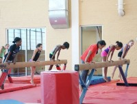 Aviator Gymnastics builds self-esteem, fitness and good health habits