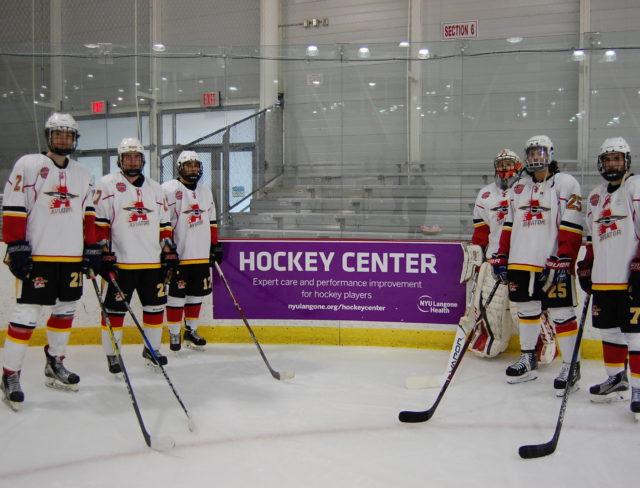 Langone Ice Hockey
