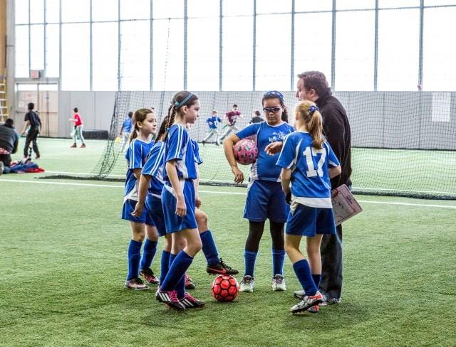 Play soccer year round at Aviator