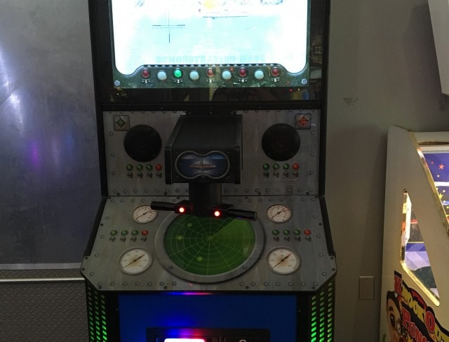 Play Sea Wolf and other games at Aviators Video Game Arcade, game arcade, game arcades