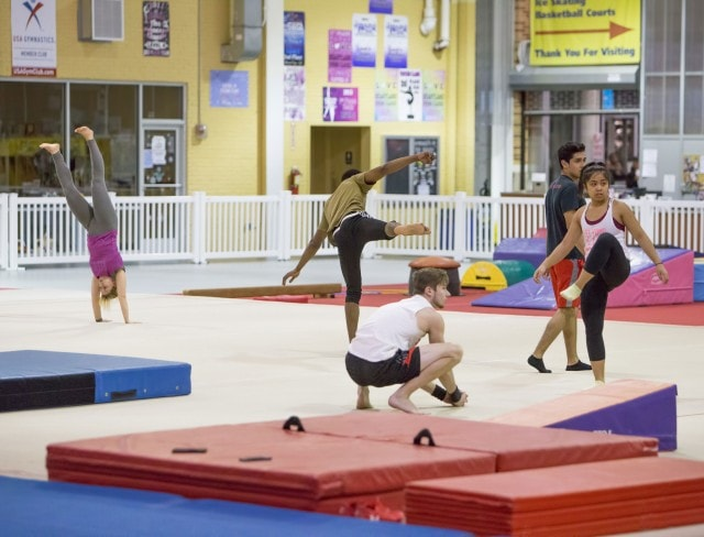 Aviator gymnastics offers comprehensive gymnastics programming
