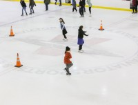 At Aviator Sports, ice skating birthday parties are available year-round!