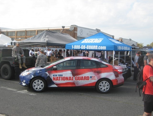 National Guard Sponsor Photo