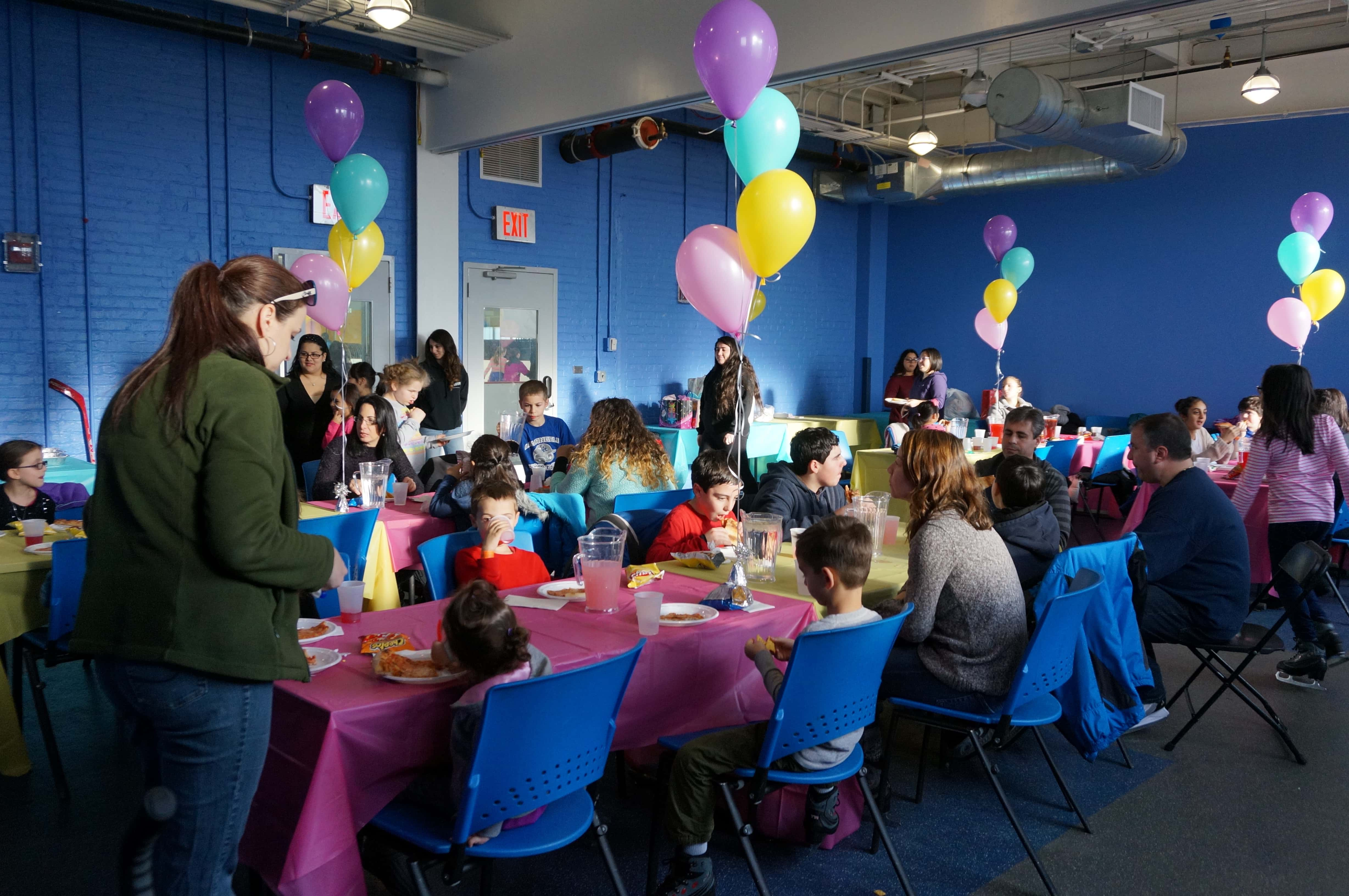 Birthday Parties For Kids In Brooklyn Ny Aviator Sports