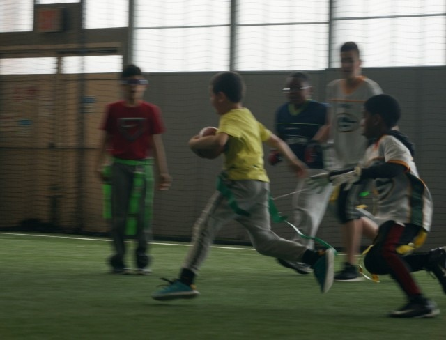 Summer Sports Camps Flag-football