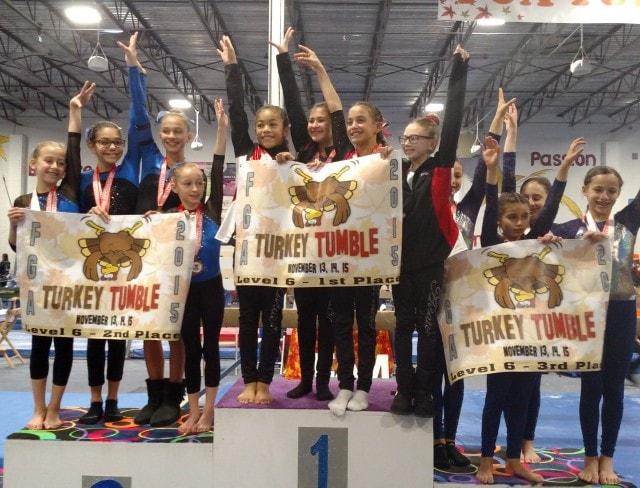 Aviator gymnastics inspires confidence