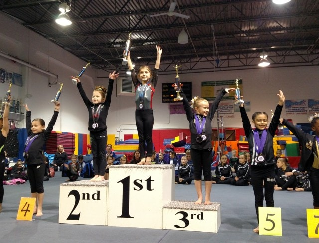 Aviator Gymnastics offers athletes a chance to succeed