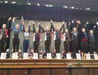 Aviator Gymnastics shows hard work pays off