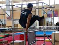 Parkour Mid Jump 2