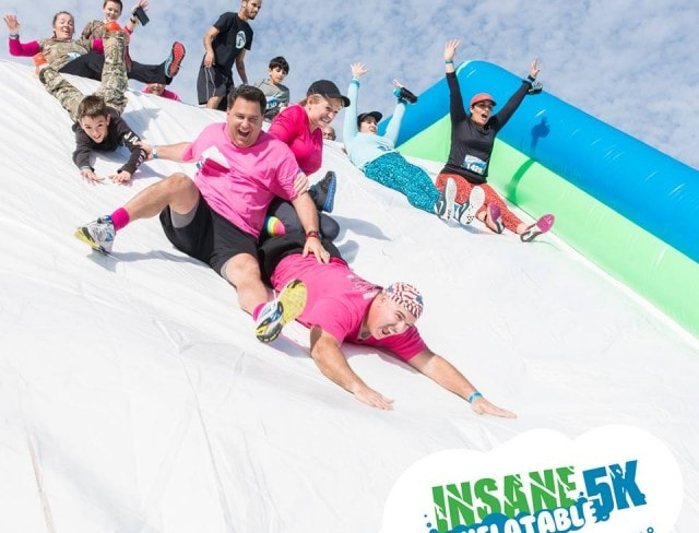 Join Aviator on October 14, 2017 for our Inflatable 5k