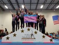 Aviator Gymnastics Spring time Classic athletes