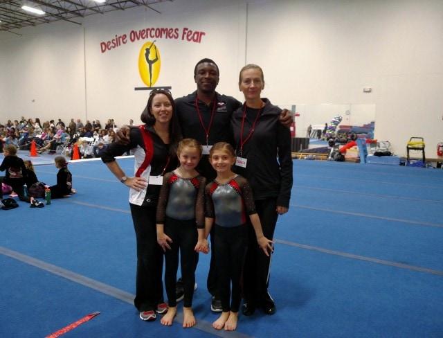 Aviator Gymnastics Spring time Classic level 3-8 athletes