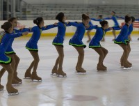 Learn to ice skate at Aviator.