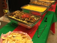 Cater your holiday parties at Aviators