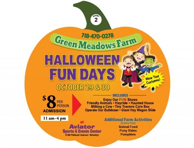 Green Meadow Farm Halloween Fun Days