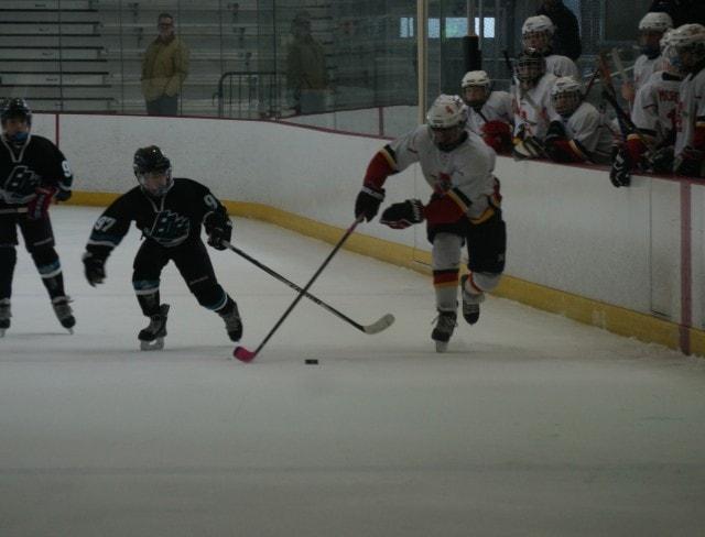 Hockey Game Pass 17