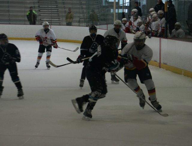 Hockey Game Pass 14