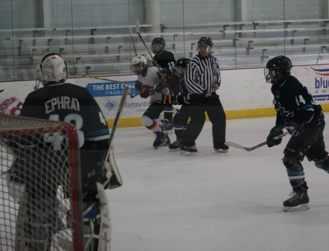 Hockey Game Pass 12