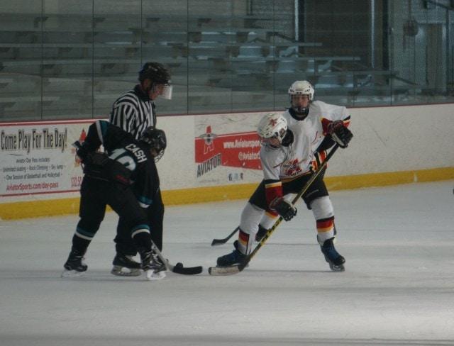 Hockey Game Pass 11