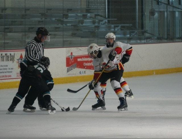 Hockey Game Pass 10