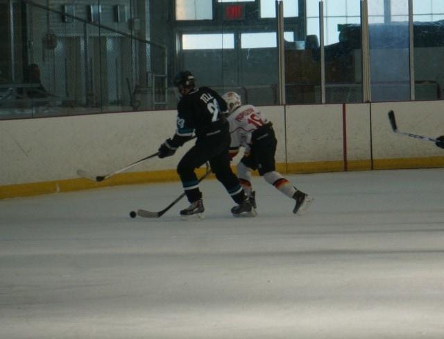 Hockey Game Pass 8