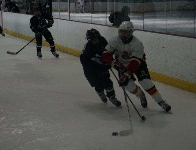 Hockey Game Pass 3