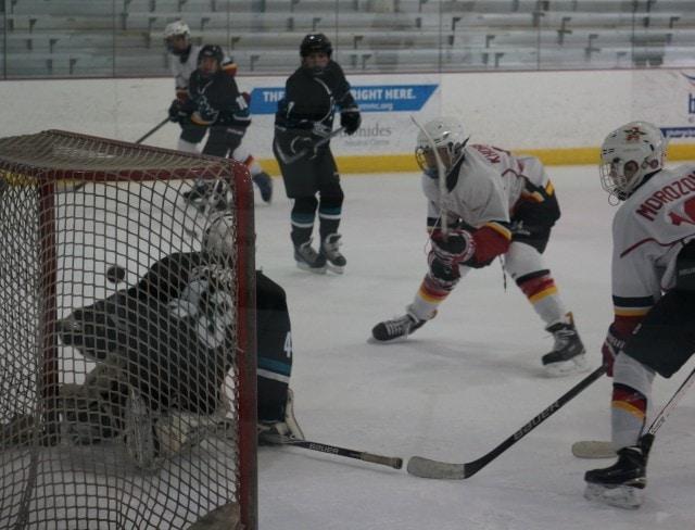 Hockey Game Score 2