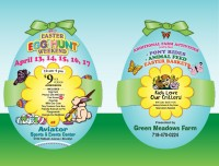 Easter Egg Hunt Weekend at Green Meadows Farm 2