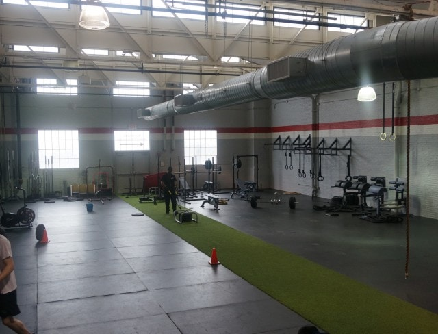 Aviator Athletics Personal Trainer workout 7