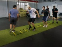 Aviator Athletics Personal Trainer workout 4