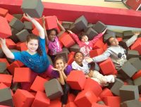 After School / Camp Foam Pit Fall