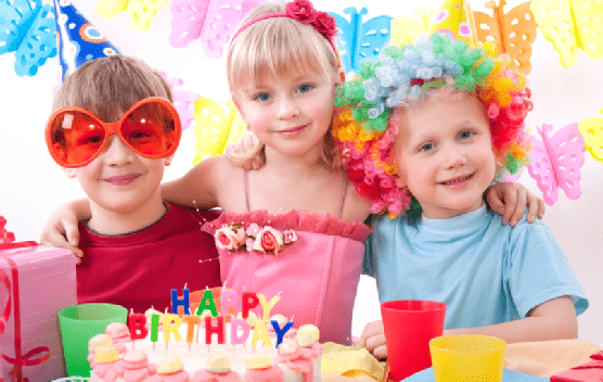 Plan a fun and festive birthday event for your child