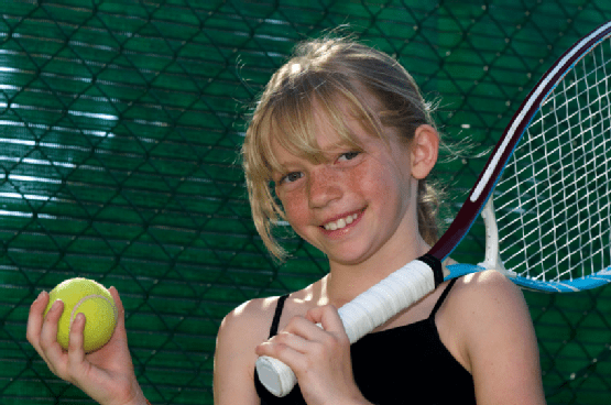 Make tennis for kids fun with these helpful tips