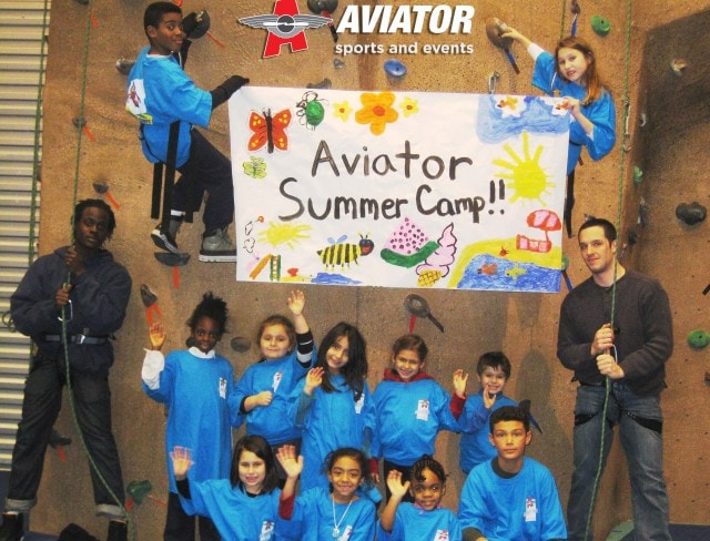Join us at Aviator Camp Open House and see the benefits of summer camp