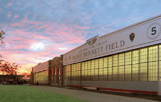 Celebrate National Family Fun Month at Aviator Sports at Floyd Bennett Field!