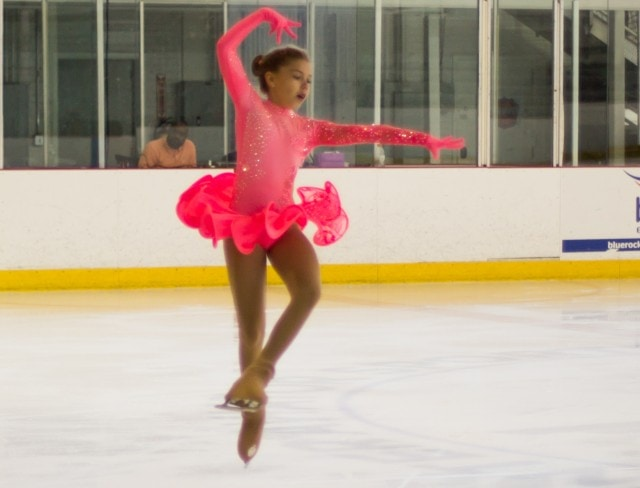 Learn how to do a figure skating spin