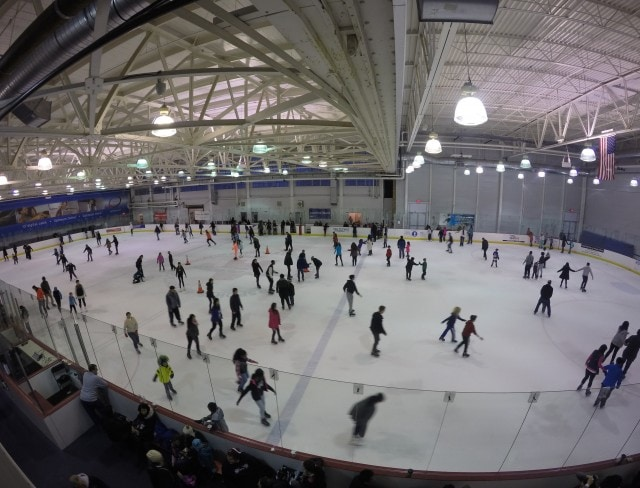 largest sports and events venue,sports centers in new york