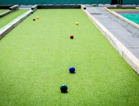 bocceball courts, bocceball bar, bar with bocceball, places to play bocceball