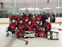 Batam Minor Brooklyn Ice Hockey Team