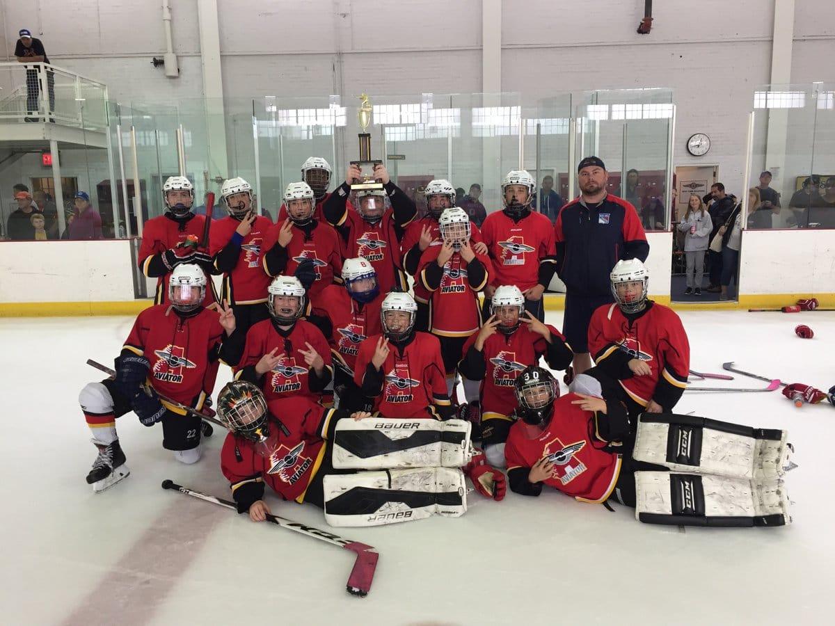 Ice Hockey Brooklyn | Aviator Sports & Events Center