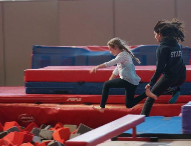Jump into fun with a Gymnastics field trip in Brooklyn