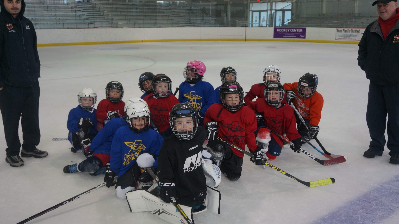 Ice Hockey Brooklyn Aviator Sports Events Center