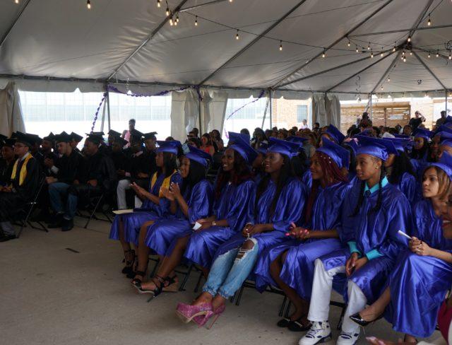 Graduation Event Outdoors
