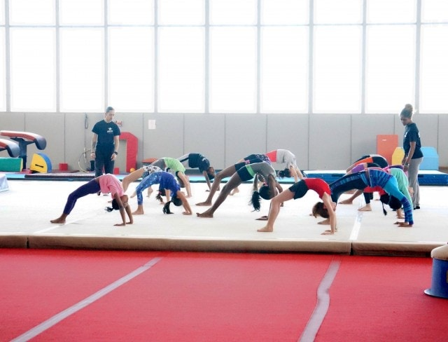 a gymnast's life requires dedication and focus, gymnastics classes,gymnastics in Brooklyn,Brooklyn gymnastics